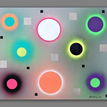 Atelier Hlavina: Svetlá a tiene XX. - Daniel Bidelnica