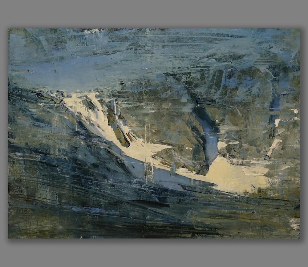 Atelier Hlavina: hory IV - Tibor Nagy