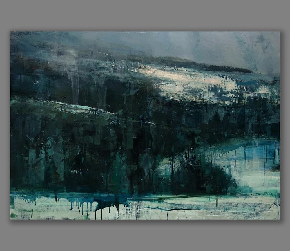 Atelier Hlavina: Predzvesť zim - Tibor Nagy
