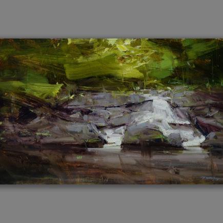 Atelier Hlavina: Zelená ilúzia - Tibor Nagy