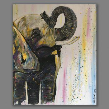Atelier Hlavina: Elephant 4 - Nikola Cabadajová