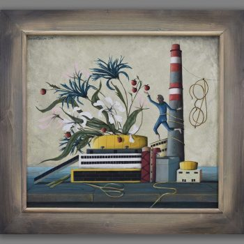Atelier Hlavina: Botanic - Barbara Issa Wagner