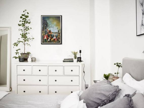 Atelier Hlavina: Zbieranie vajec - Glózik Ján
