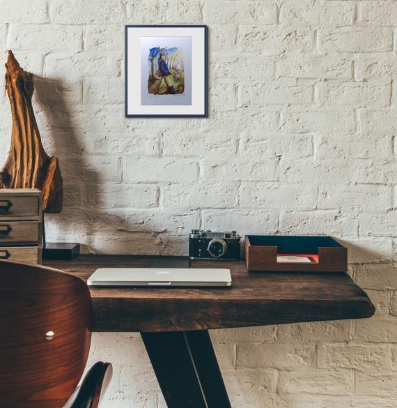 Na paši| Ekkert Rastislav | Atelier Hlavina