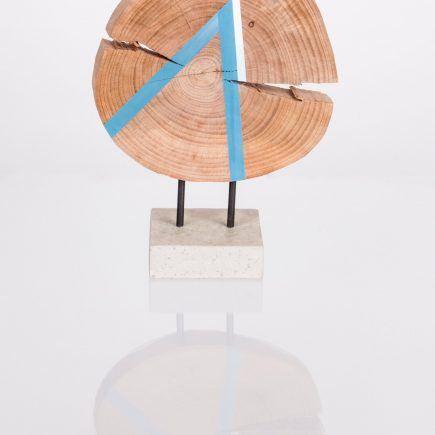 Atelier Hlavina: ostrý vrch- dreva