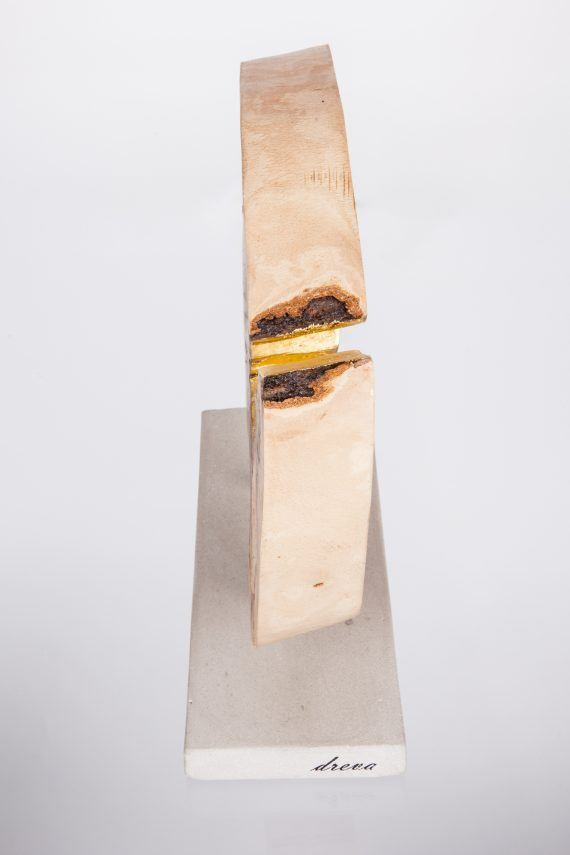 Atelier Hlavina: zlatý rez- dreva