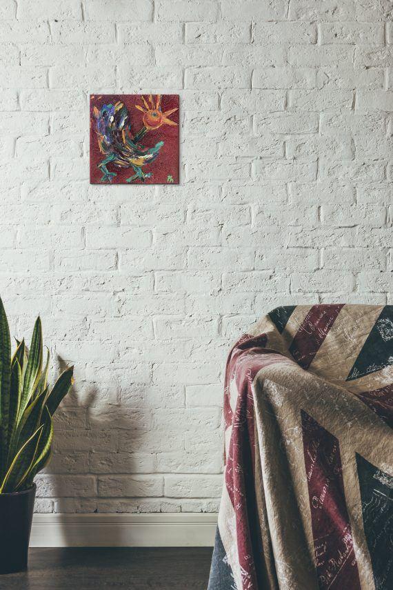 Atelier Hlavina: Kohutik jarabý- Pavol Hammel