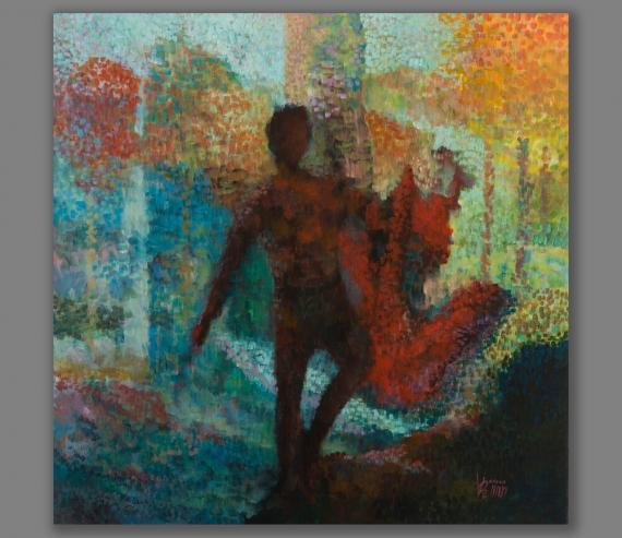 Atelier Hlavina: Červený koberec - Richard Grega