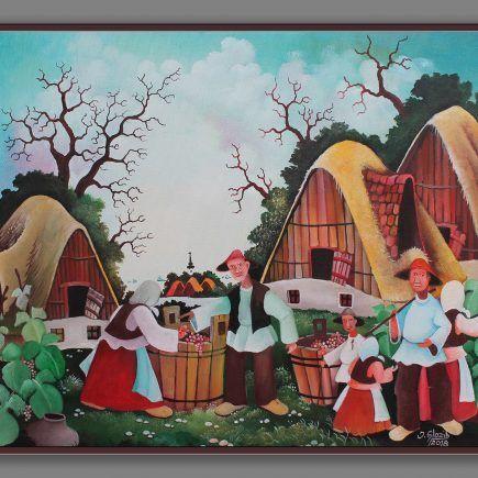 Atelier Hlavina: Oberačka II - Glózik Ján