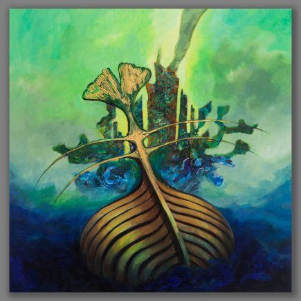 Atelier Hlavina: Na hrane vlny fantázie - Richard Grega