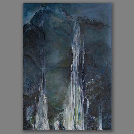 Atelier Hlavina: Vodopády - Danuše Markovová