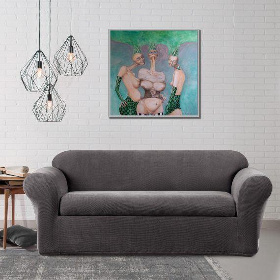 Atelier Hlavina: Tri grácie - Jozef Antalík
