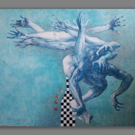 Atelier Hlavina: Kričím, ale nikoto ma nevidí Jozef Antalík