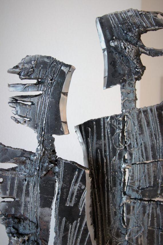 Atelier Hlavina: Vzájomnosť FFS III - Braňo Brody