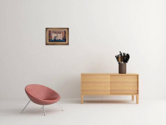 Atelier Hlavina: Lázeň - Barbara Issa Wagner