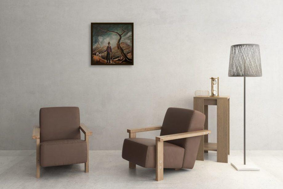 Atelier Hlavina: Tuláci - Rastislav Ekkert (interier)