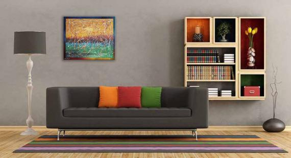 Atelier Hlavina: Symbol - Pavol Hammel (interier)