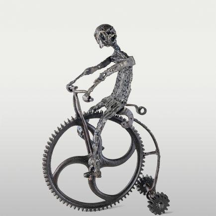 Atelier Hlavina: Jazdec včase I - Peter Kuraj