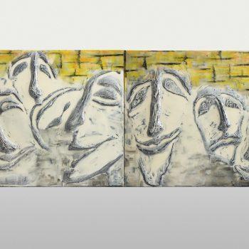 Atelier Hlavina: Pád Berlínskeho múru - Peter Kuraj