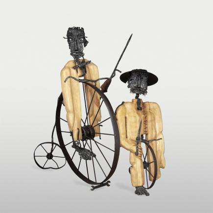 Atelier Hlavina: Rytier Don Quijote de la Mancha - Peter Kuraj