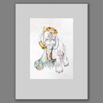 Atelier Hlavina: Svätý obor (Mamut) - Hana Naglik