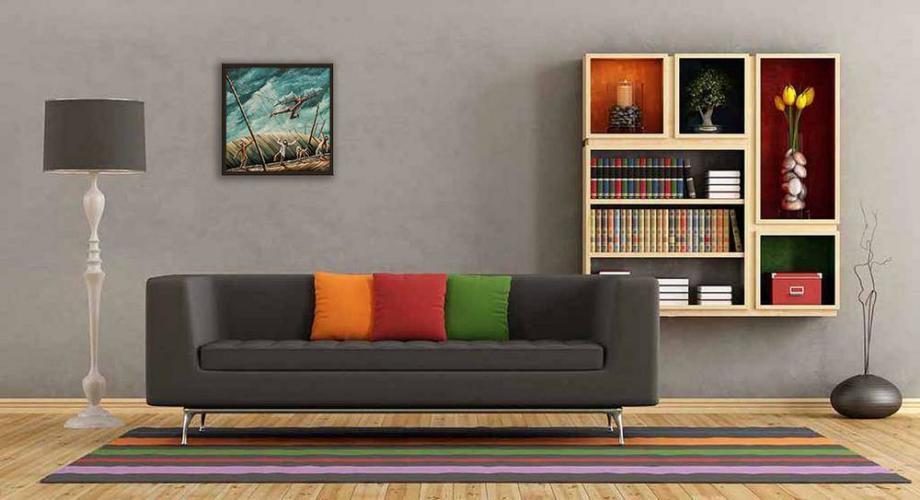 Atelier Hlavina: Bača Leonardo - Rastislav Ekkert (interier)