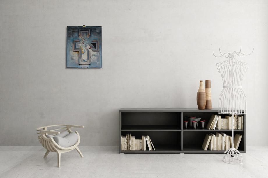 Atelier Hlavina: Jo/Hanka - Hieroným Balko (interier)