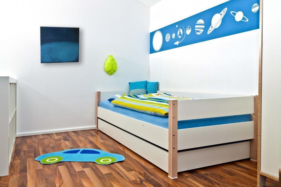 Atelier Hlavina: Modré / Ticho / - Daša Ďurišová (interier)