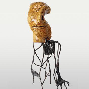 Atelier Hlavina: Peter Kuraj - Hlava Moai