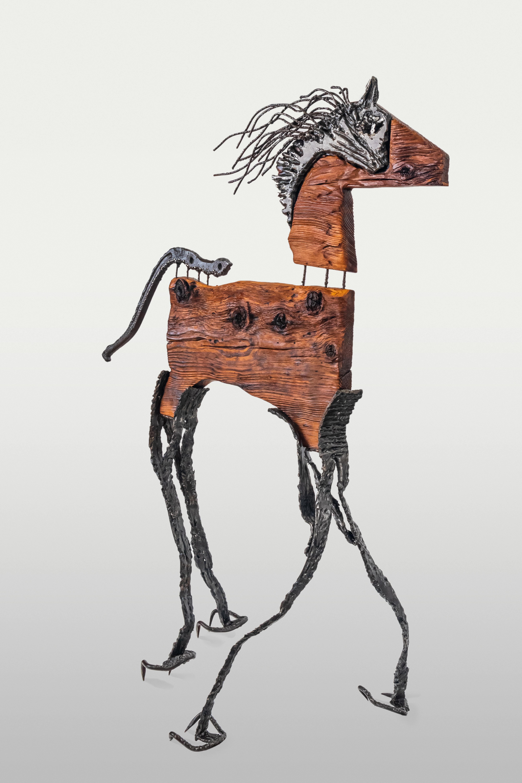 Kôň_hlavnýAtelier Hlavina: Peter Kuraj - Horse