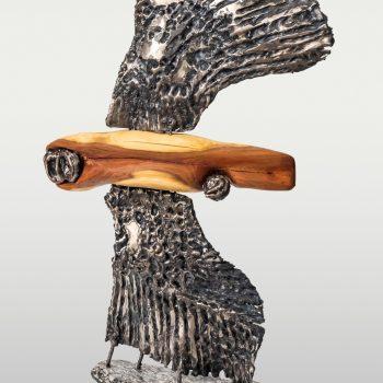 Atelier Hlavina: Peter Kuraj - Flying owl