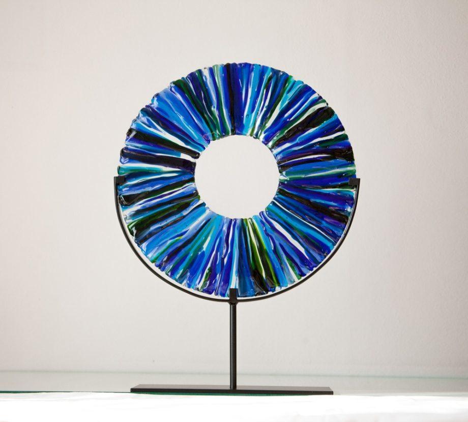 Atelier Hlavina: Darina Szöllösiová - Modrý kruh