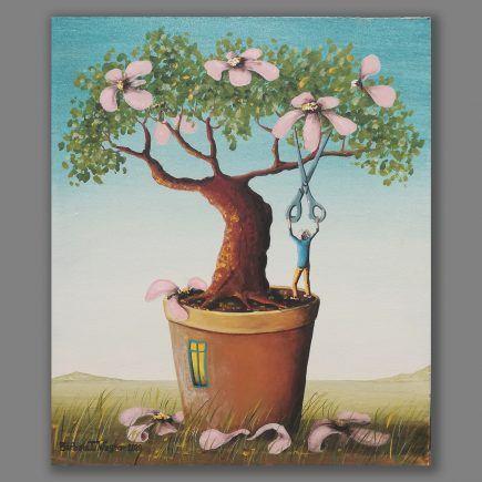 Atelier Hlavina: Na růžový olej - Barbara Issa Wagner