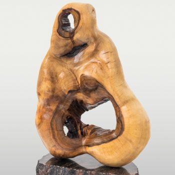 Atelier Hlavina: Peter Kuraj - Sitting woman