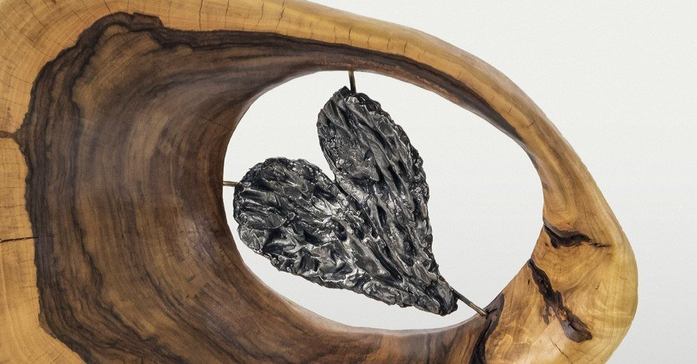 Atelier Hlavina: Peter Kuraj - Srdce dreva