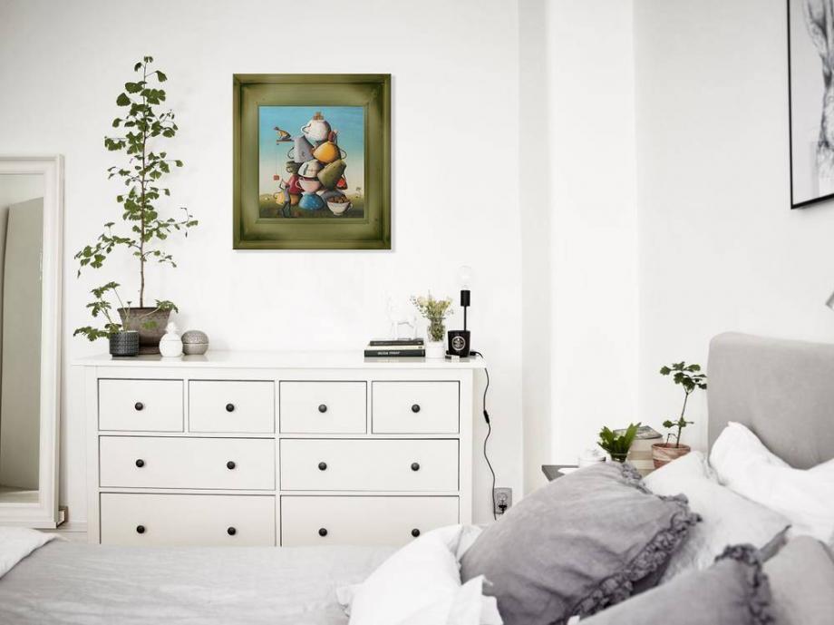 Atelier Hlavina: Je libo kafíčko? - Barbara Issa Wagner