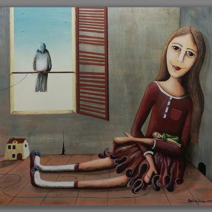 Atelier Hlavina: Barbara Issa Wagner - Tiché přátelství