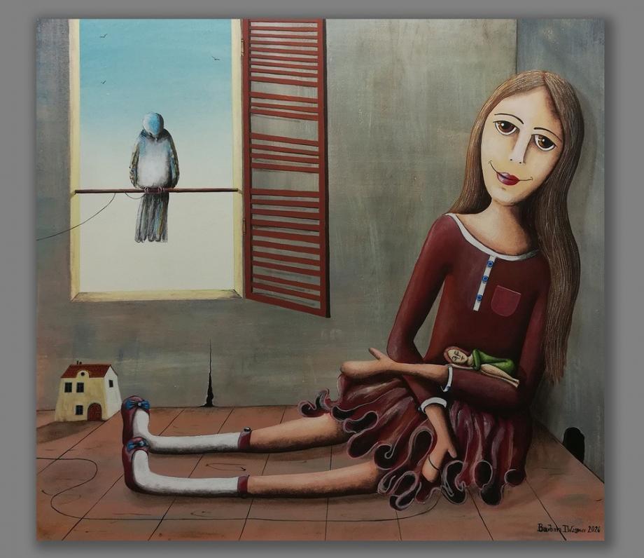 Atelier Hlavina: Barbara Issa Wagner - Silent friendship
