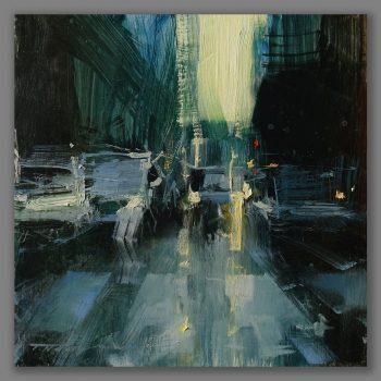 Atelier Hlavina: Tibor Nagy - Street sketch #14