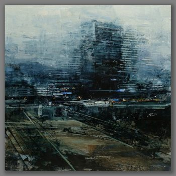 Atelier Hlavina: Tibor Nagy - Sublimation