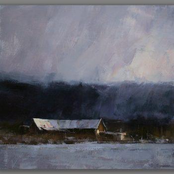 Atelier Hlavina: Tibor Nagy - Highland Lights