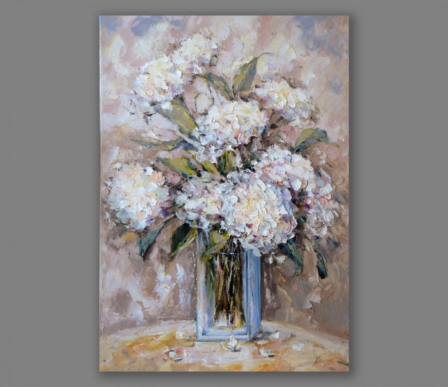 Atelier Hlavina: Ester Ksenzsigh - Hortenzie I