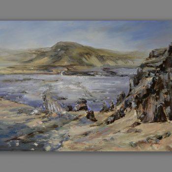 Atelier Hlavina: Ester Ksenzsigh - Blue Iceland