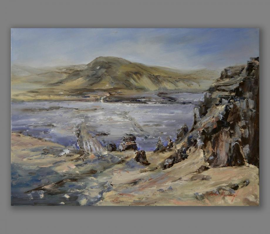 Atelier Hlavina: Ester Ksenzsigh - Modrý Island